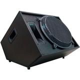 Caixa Acústica Som Retorno Palco 200 Rms   Passiva Music Way