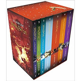Caixa Harry Potter   Edição Premium   Box 7 Livros