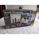 Caixa Vazia  Caminhao Scania R500 1 24 Revell Sem Mini