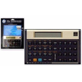 Calculadora Financeira Hp 12c Gold Original Com Capa   Nota
