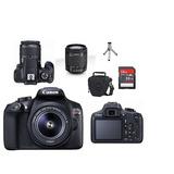 Camera Canon Eos Rebel T6 Kit 18 55mm Mb32 Bolsa Tripé