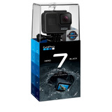Câmera Digital Gopro Hero 7 Black 12mp Wi fi 4k Nf Garantia