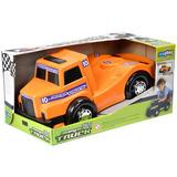 Caminhão Brinquedo De Plástico Mega Formula Truck   Maptoy