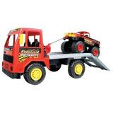 Caminhão Brinquedo Equipe Formula 1   Magic Toys