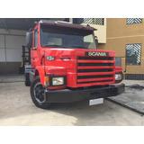 Caminhão Cavalo Mecânico Scania T113h 4x2 320