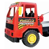 Caminhão Infantil Fórmula 1 Vermelho  Magic Toys 322 Oferta