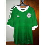Camisa Alemanha 2012 Verde Original 955d0bd335d8c