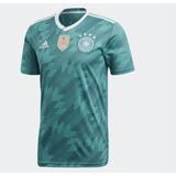 97b442debfb1f Camisa Alemanha Away 2018 19 Pronta Entrega