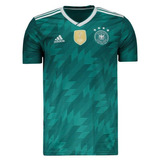 92620ce0c7f9d Camisa Alemanha Away 2018 2020 Jogador S jrs F grts