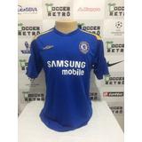 99c242c4a9 Camisa Chelsea 2005 06 Lampard 8 Premier League