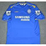 74395c8f6e Camisa Chelsea 2005 06 Lampard Terry Robben Crespo Drogba