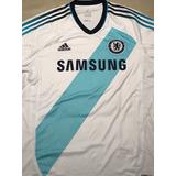 543d02ce39 Camisa Chelsea Fc adidas Fernando Torres 2012 2013