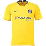 e414416ef8 Camisa Chelsea Uniforme 2 2018 2019 Frete Grátis