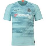 019af53306 Camisa Chelsea Uniforme 3 2018 2019 Pronta Entrega