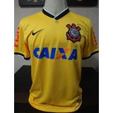 Camisa Corinthians Nike 9 Estado De Nova Tam M 2232424999851