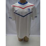 3bbdbcecd856d Camisa De Futebol Da Holanda 2010 2012 Away Nike Away