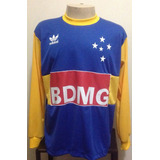 Camisa Di Retrô Goleiro Cruzeiro Bdmg 28cd9fd491422