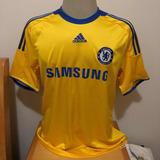 f8b2c60118 Camisa Do Chelsea 2008 2009 Away Amarela G adidas