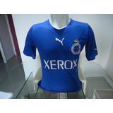 Camisa Do Cruzeiro Puma Xerox 2006 10 574 d626515208016