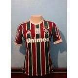 ee3bda5275 Camisa Fluminense adidas 2013 Usada Em Jogo Formotion