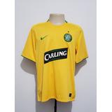 db3a100cf Camisa Futebol Oficial Celtic Escócia 2008 Away Nike Tam G