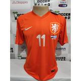 fce23c7cb Holanda > Camisa Holanda Home Copa   Loja do Som - Shopping, Música ...