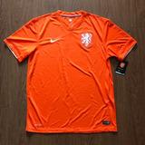 713ad5a88e Camisa Holanda Nike Copa 2014 Originalissima Na Etiqueta