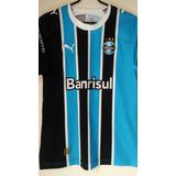 777c1e3203d56 Camisa Infantil Grêmio De Porto Alegre Puma