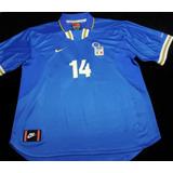 24aa017f3f Camisa Italia Home 1996  14 Del Piero Tam. M (leia Descrição