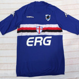 Camisa Kappa Sampdoria Home 08 09 G Original Fn1608 4f69bb1244cc0