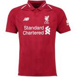87aabd341a8f5 Camisa Liverpool Uniforme 1 ... Garantia fabricante e seguro contra  extravio Correios. 100% Seguro. Preço R  125. Comprar