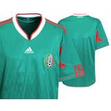 e8c888ec7e66c Camisa México adidas Copa 2010 Africa Autentica Nova