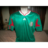 4ceee53d18b5d Camisa México adidas Copa 2010 Africa Do Sul Autentica