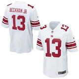 1622085cda Camisa Nfl New York Giants 3 Fut Americano  13 Beckham Jr