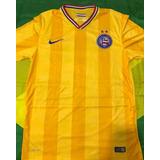 Camisa Oficial Nike Esporte Clube Bahia 2014 Tamanho M c87b23c0331