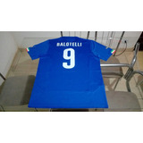 85a7a18db4 Camisa Oficial Puma Seleçao Futebol Italia Uefa Balotelli