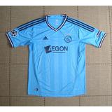 01ac21a0c9d12 Camisa Original Ajax 2011 2012 Away Champions League