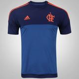 76eae4989 Camisa Original Flamengo adidas Goleiro Azul 2015 2016
