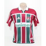 5879d6b725 Camisa Original Fluminense 2001 Home  7
