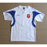 Camisa Original França Rugby Branca 577d39fe7371a