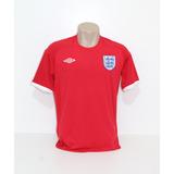 161cdc666c Camisa Original Inglaterra 2010 Away