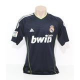 Camisa Original Real Madrid 2010 2011 Away bff5ffc02f879