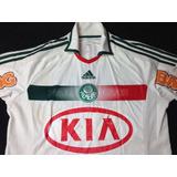 Camisa Palmeiras 2011 Away 11 Tam G 75x56 Preparada 852cf19bf885a