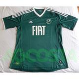 Camisa Palmeiras Gg 2011 Verde 10 Zerada a4371de67b89e