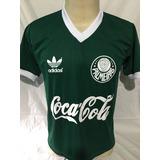Camisa Palmeiras adidas Retrô Coca cola 1991 4f5736becc692