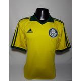 Camisa Palmeiras adidas Oficial Comemorativa Temp 2014 Tam M d28e9a2765bb7
