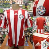 Camisa Paraguai adidas G 2011 2012 ... 77a75035de316