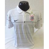 8e6cff008e117 Camisa Polo Corinthians Nike Original
