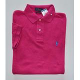 8c34a28fc7 Camisa Polo Ralph Lauren Tamanho P S Original Custom Fit