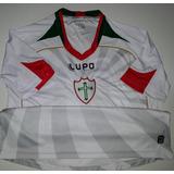 6bd8e249fc211 Camisa Portuguesa Nova Lupo 2012 Sem Patrocínio Lusa 12